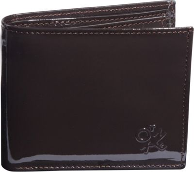 TOKEN West End Leather Wallet Dark Brown - TOKEN Men's Wallets