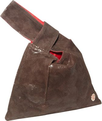 TOKEN The Ritz Hand Bag Dark Brown - TOKEN Leather Handbags