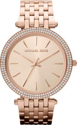 Michael Kors Watches Darci Watch Rose Gold - Michael Kors Watches Watches