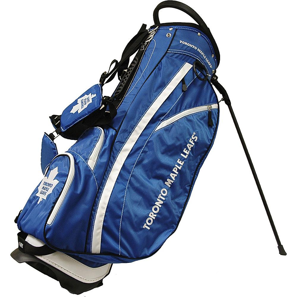 Team Golf USA NHL Toronto Maple Leafs Fairway Stand Bag Blue - Team Golf USA Golf Bags
