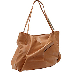 The Drape Tote Toffee