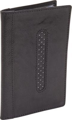 Dopp RFID Black Ops Passport Cover Black - Dopp Travel Wallets