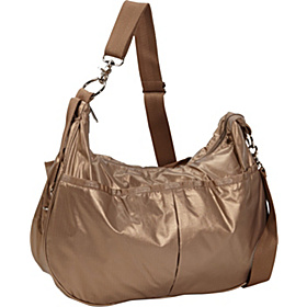 Jessi Baby Bag (Patent) Bronze Lightning