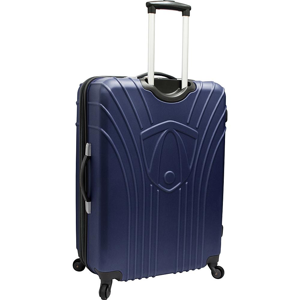 Traveler S Choice Lightweight  Piece Hardside Luggage Set
