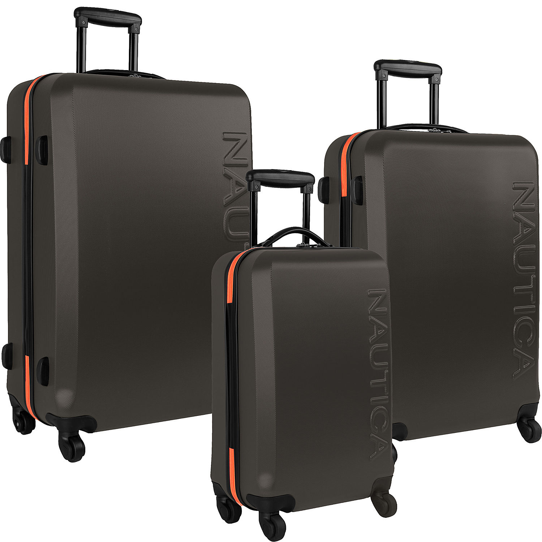 Nautica luggage ahoy 3 piece kit