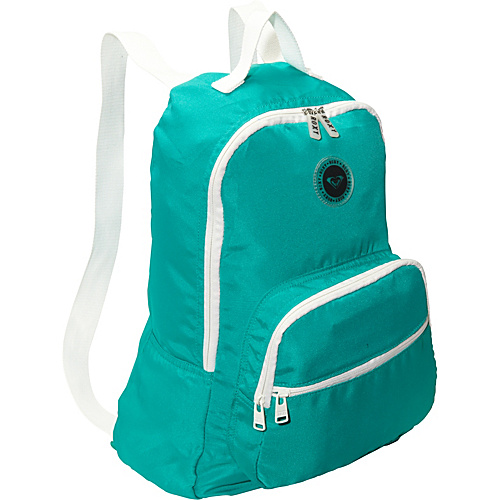 Roxy Going Coastal Backpack Dynasty Green - Roxy School & Day Hiking Backpacks