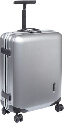 Samsonite Inova Carry-On Hardside Spinner Luggage - 20 inch Metallic Silver - Samsonite Hardside Carry-On