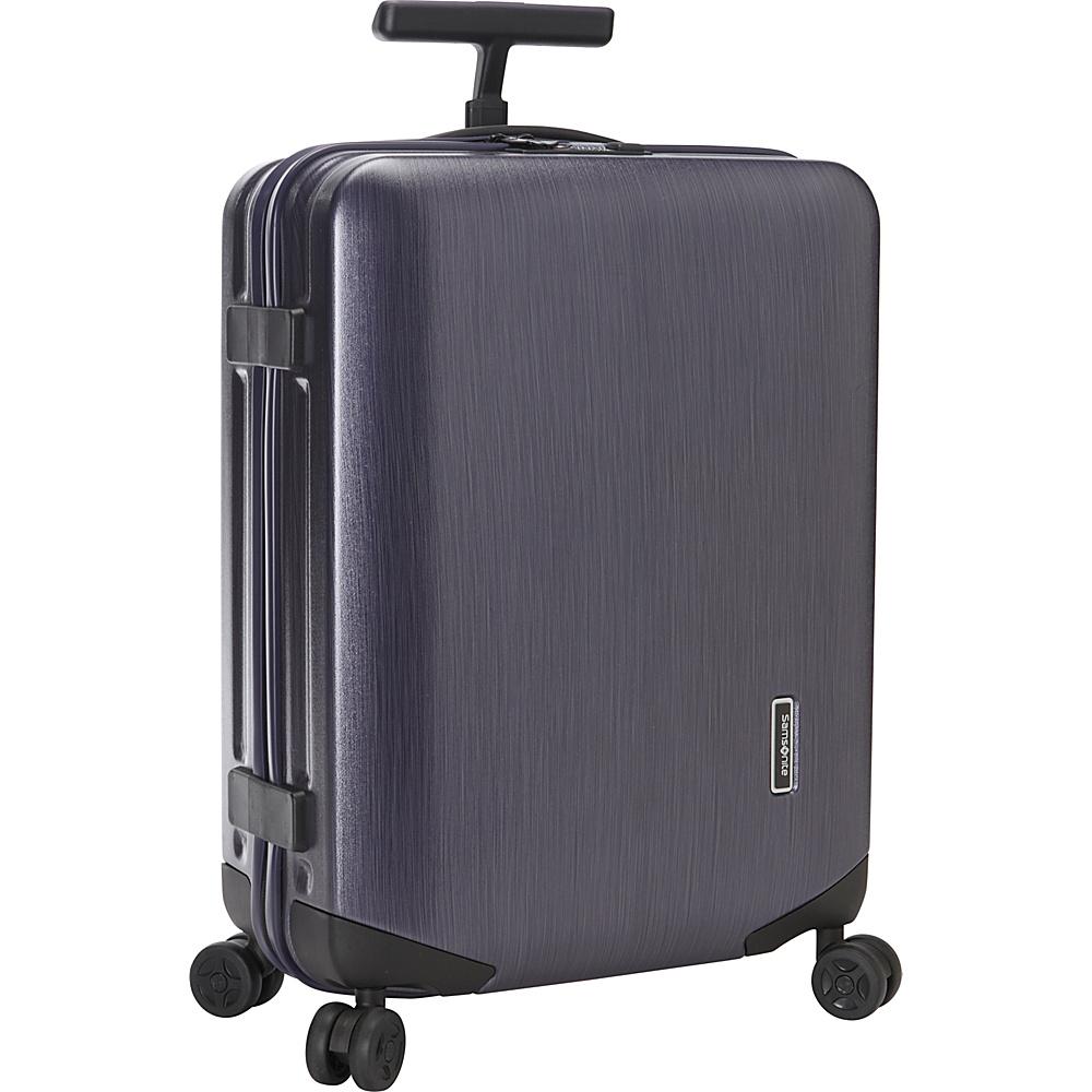 """Samsonite Inova Carry-On Hardside Spinner Luggage - 20"""" Indigo Blue - Samsonite Hardside Carry-On"""