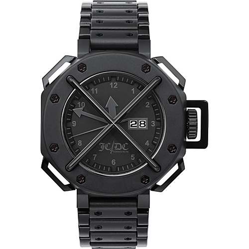 o.d.m. Watches Time Track Black - o.d.m. Watches Watches