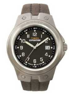 Timex Men's Expedition Watch Brown - Timex Watches