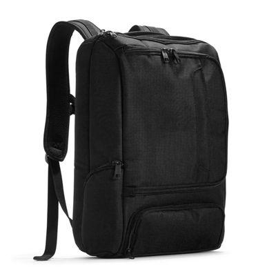 eBags Professional Slim Laptop Backpack Solid Black - eBags Business & Laptop Backpacks