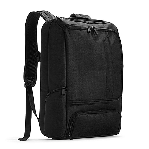 eBags TLS Professional Slim Laptop Backpack Solid Black - eBags Laptop Backpacks