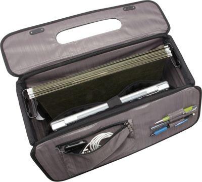 Samsonite Beacon Hill Rolling 17 inch Laptop Catalog Case Black - Samsonite Wheeled Business Cases