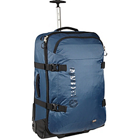 TourSafe 29 Anti-Theft Wheeled Duffel Steel Blue