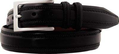 Johnston & Murphy Double Pinked Belt Black - Size 38 - Johnston & Murphy Other Fashion Accessories