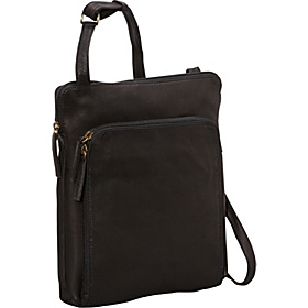 NS Unisex Shoulder Bag Black
