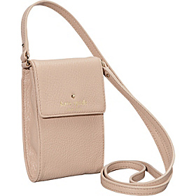Cobble Hill Brandice Mini Crossbody Affogato