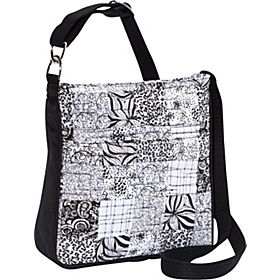 Hipster (exp), Salt & Pepper Crossbody Salt & Pepper