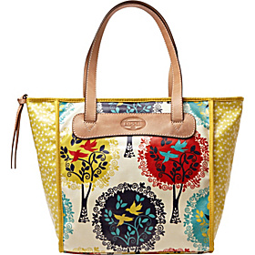 Key Per Shopper Shoulder Bag Bright Multi