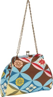 Amy Butler for Kalencom Nora Clutch with Chain Kimono - Amy Butler for Kalencom Women's Wallets