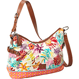 Spring Fling Hobo Natural