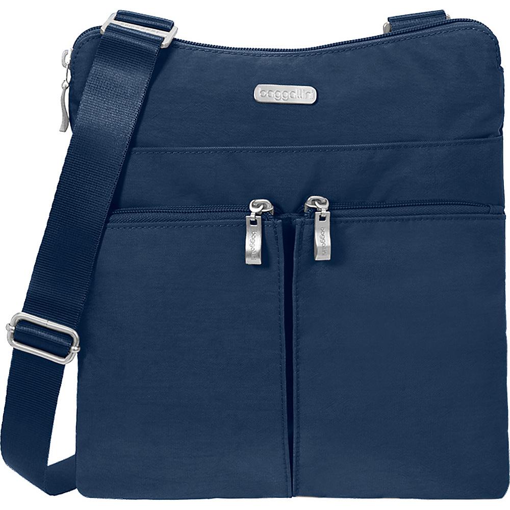 baggallini Horizon Crossbody Pacific - baggallini Fabric Handbags - Handbags, Fabric Handbags