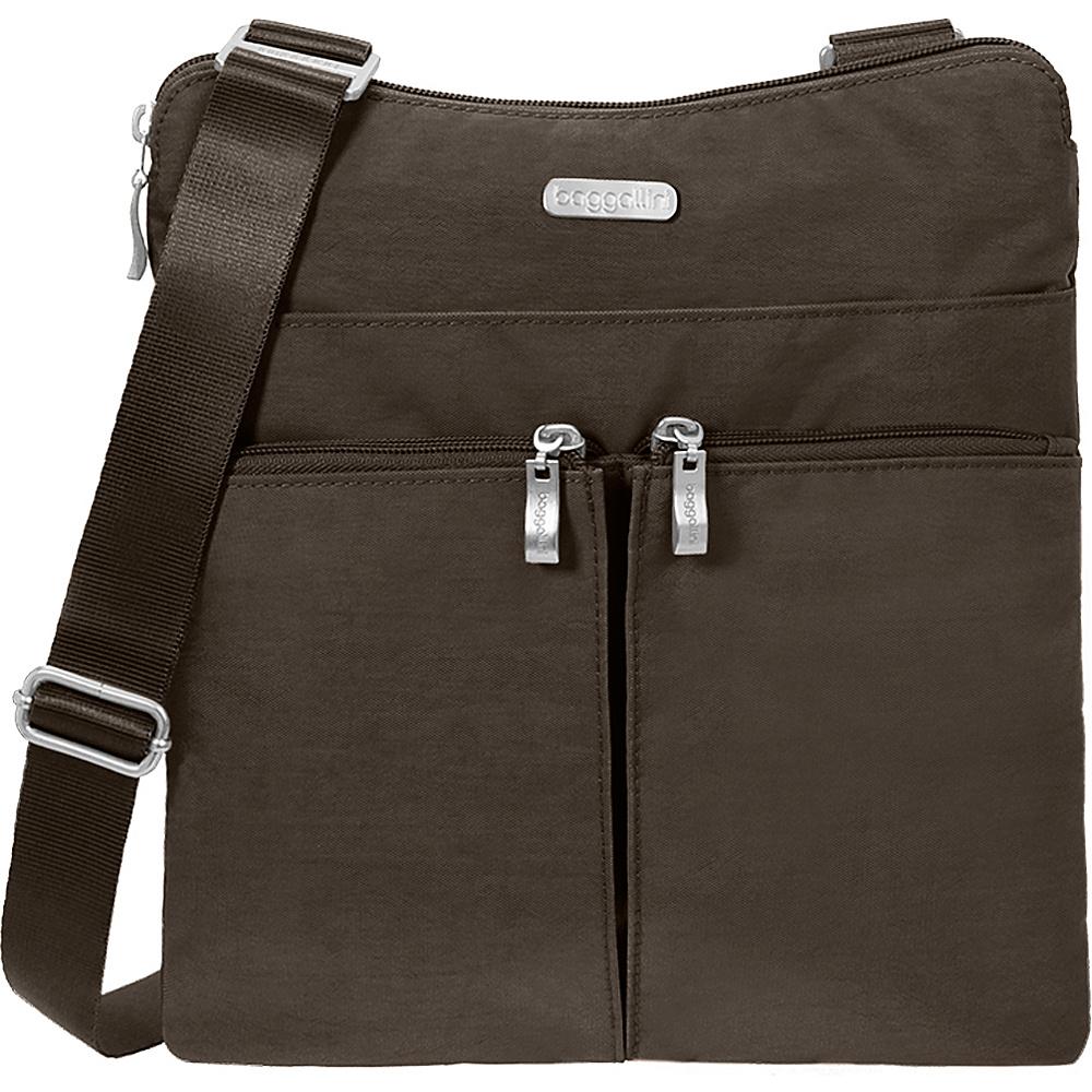 baggallini Horizon Crossbody Portobello - baggallini Fabric Handbags - Handbags, Fabric Handbags