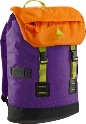 Burton Tinder Pack Grape Crush Diamond Ripstop - Burton Laptop Backpacks