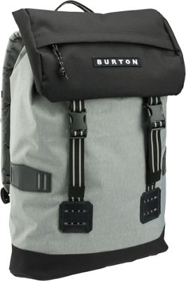 Burton Tinder Laptop Backpack - 16.5 inch Grey Heather - Burton Business & Laptop Backpacks
