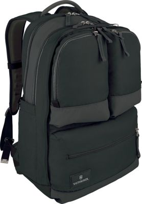 Victorinox Altmont 3.0 Dual-Compartment Laptop Backpack Black - Victorinox Business & Laptop Backpacks