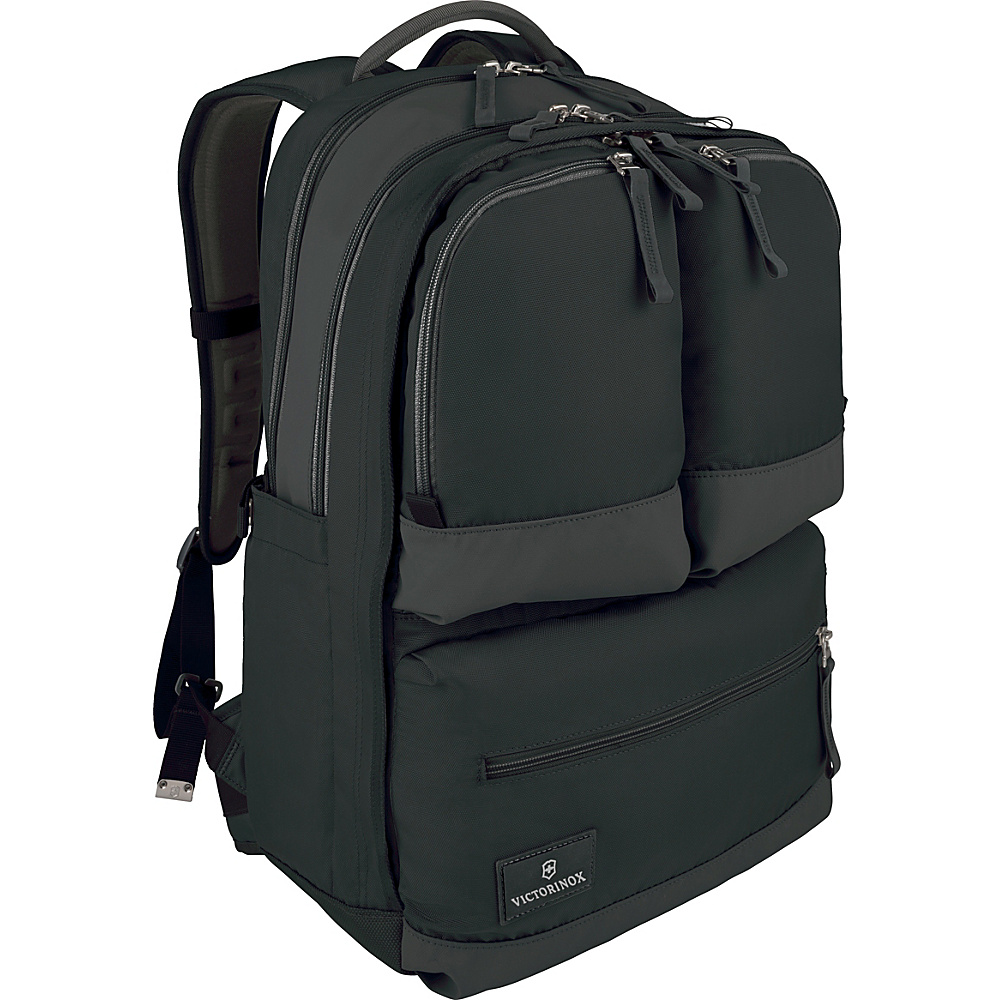 Victorinox Altmont 3.0 Dual Compartment Laptop Backpack Black Victorinox Business Laptop Backpacks