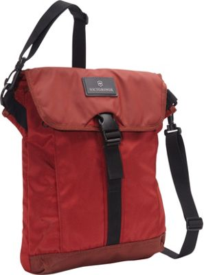 Victorinox Altmont 3.0 Flapover Digital Bag - 13 inch Red - Victorinox Other Men's Bags