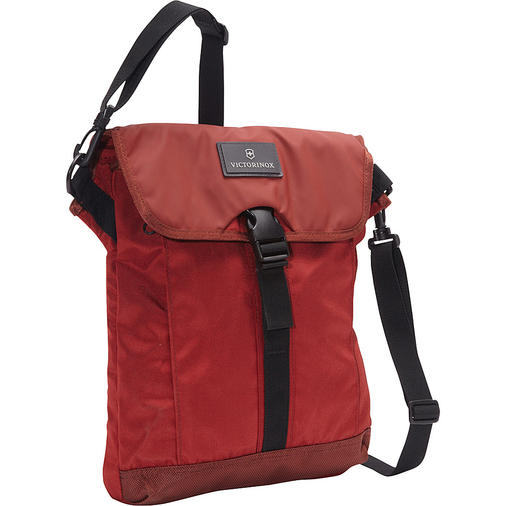 Victorinox Altmont 3.0 Flapover Digital Bag Red Victorinox Other Men s Bags