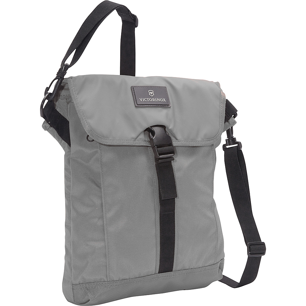 Victorinox Altmont 3.0 Flapover Digital Bag Gray Victorinox Other Men s Bags