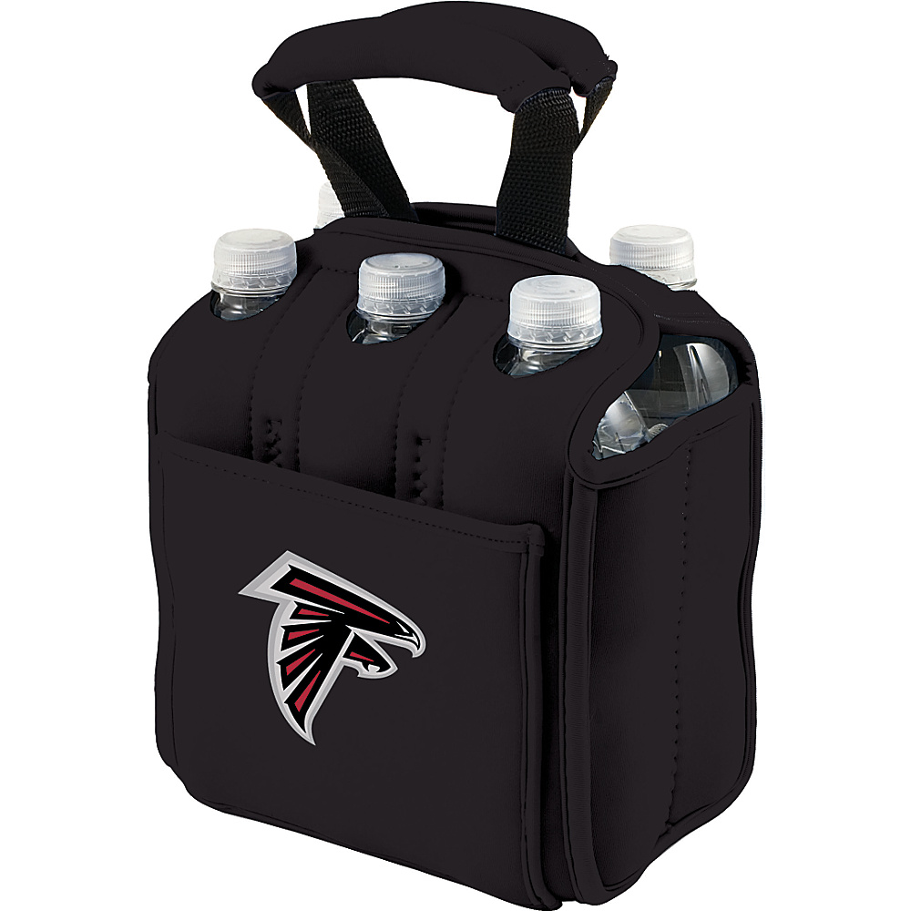 Picnic Time Atlanta Falcons Six Pack Atlanta Falcons Black - Picnic Time Outdoor Accessories - Outdoor, Outdoor Accessories