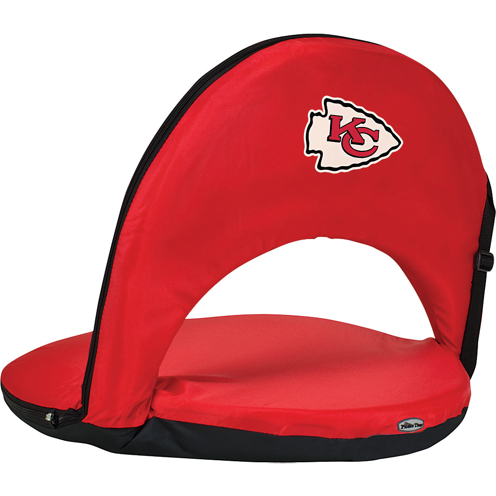 Picnic Time Kansas City Chiefs Oniva Seat Kansas City Chiefs Red - Picnic Time Outdoor Accessories - Outdoor, Outdoor Accessories