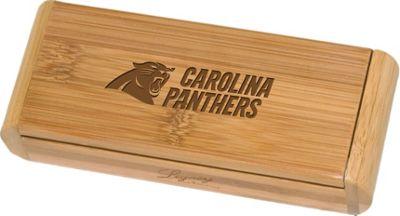 Picnic Time Carolina Panthers Elan Bamboo Corkscrew Carolina Panthers - Picnic Time Outdoor Accessories