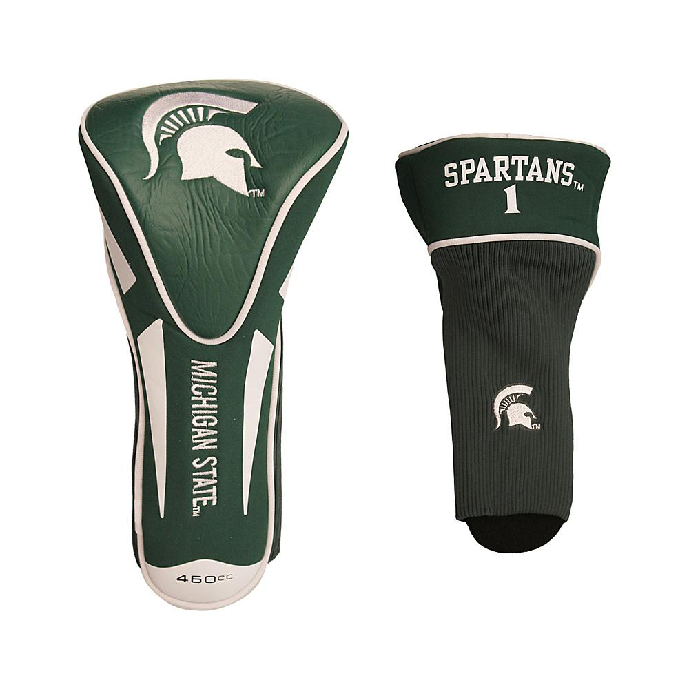 Team Golf USA Michigan State University Spartans Single Apex Headcover Team Color - Team Golf USA Golf Bags