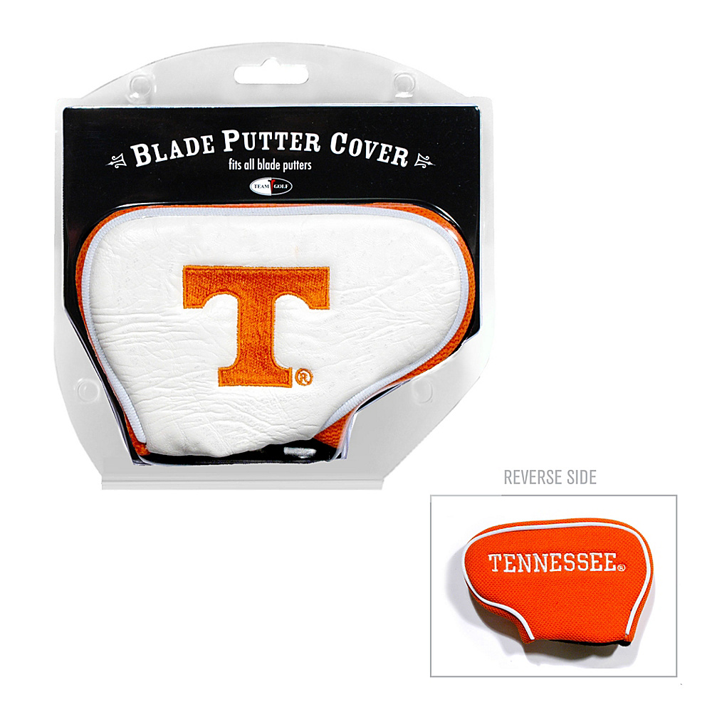 Team Golf USA University of Tennessee Volunteers Blade Putter Cover Team Color - Team Golf USA Golf Bags