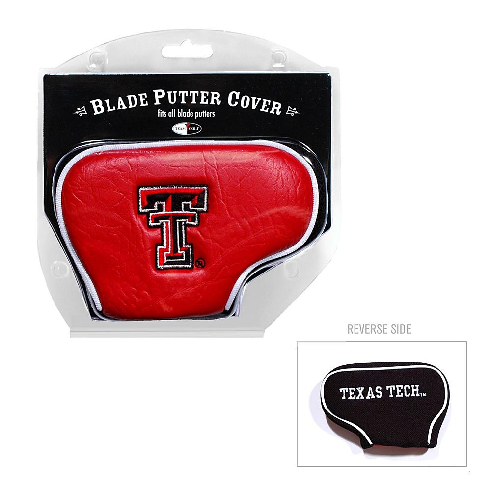Team Golf USA Texas Tech University Red Raiders Blade Putter Cover Team Color - Team Golf USA Golf Bags