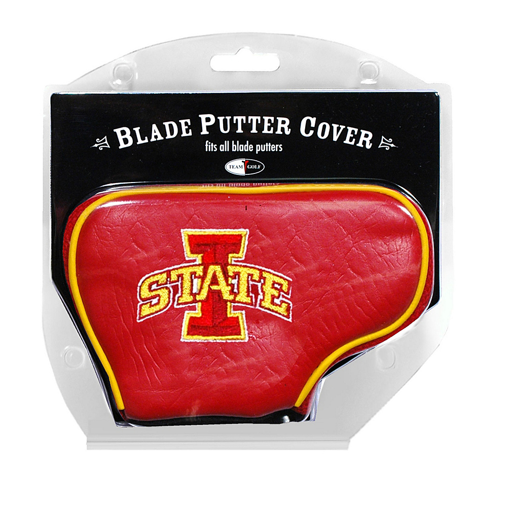 Team Golf USA Iowa State University Cyclones Blade Putter Cover Team Color - Team Golf USA Golf Bags