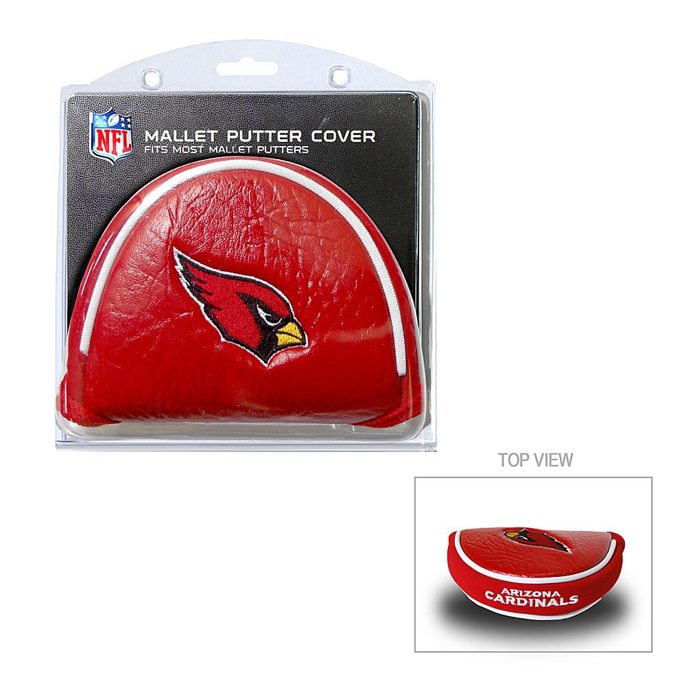 Team Golf USA Arizona Cardinals Mallet Putter Cover Team Color - Team Golf USA Golf Bags
