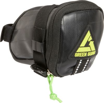 Green Guru Clutch Saddle Bag Black - Green Guru Other Sports Bags