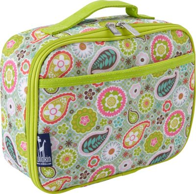 Wildkin Spring Bloom Lunch Box Spring Bloom - Wildkin Travel Coolers