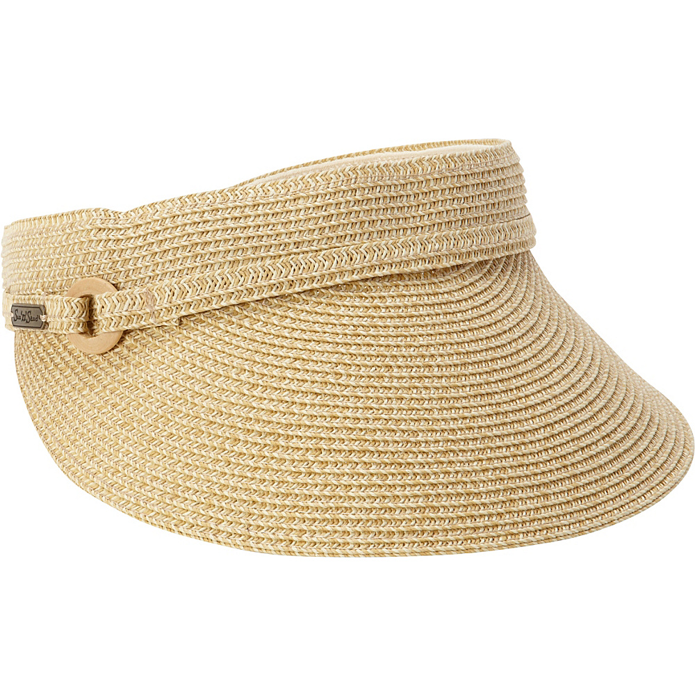Sun N Sand Sunset Classics One Size - Natural - Sun N Sand Hats/Gloves/Scarves - Fashion Accessories, Hats/Gloves/Scarves