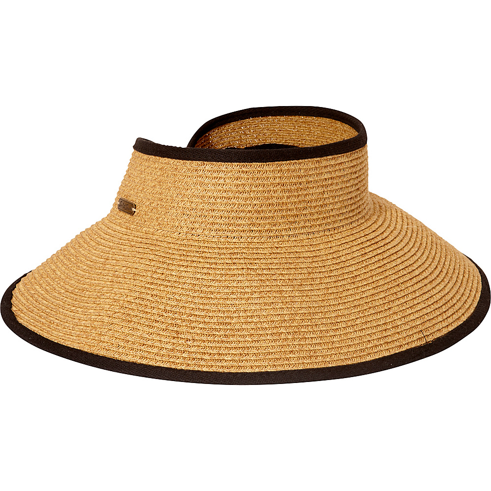 Sun N Sand Bare Necessity One Size - Black - Sun N Sand Hats - Fashion Accessories, Hats