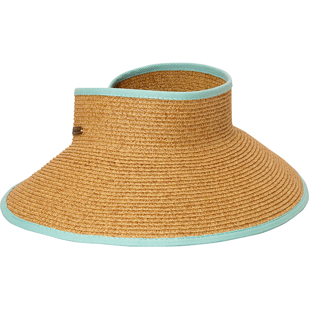 Sun N Sand Bare Necessity One Size - Lt. Blue - Sun N Sand Hats - Fashion Accessories, Hats