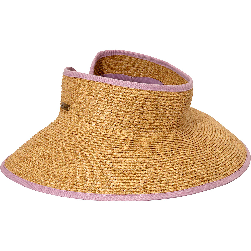 Sun N Sand Bare Necessity One Size - Purple - Sun N Sand Hats - Fashion Accessories, Hats