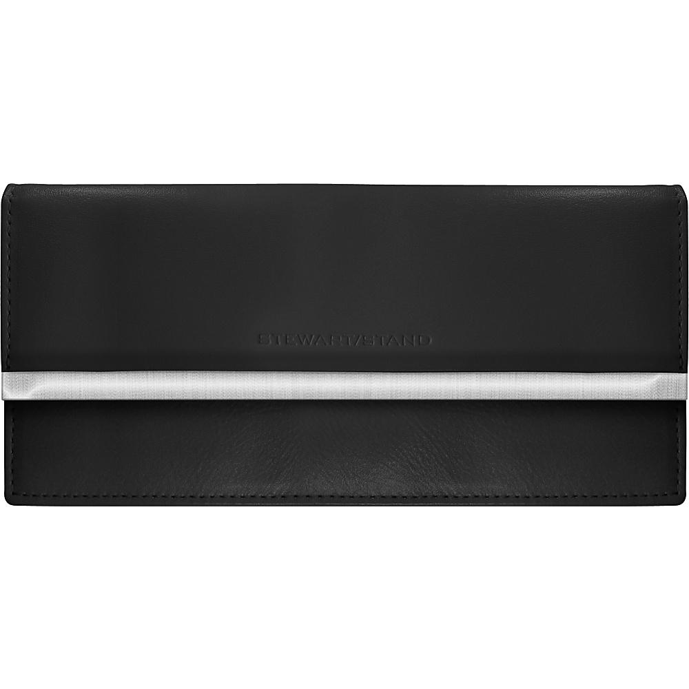Stewart Stand Clutch Stainless Steel Wallet RFID Black Stewart Stand Women s Wallets