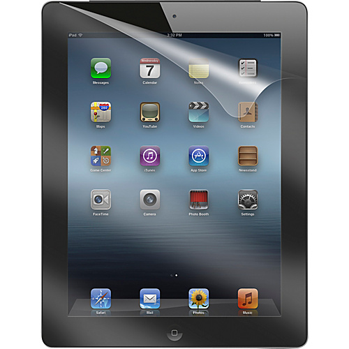 Marware HD Anti-Scratch Screen Protector for iPad 2, 3 & 4 HD Anti-Scratch - Marware Laptop Sleeves